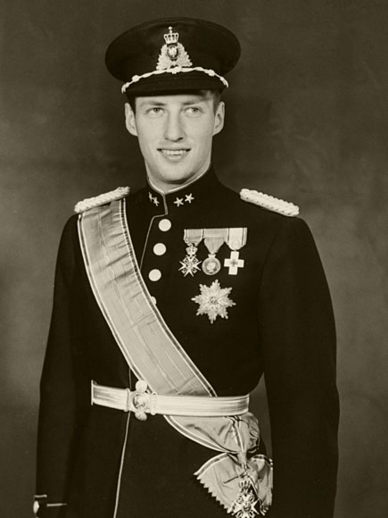 Kong Harald 5. - Det norske kongehusets barnesider